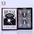 1pcs Black Spider Deck Magic Cards Playing Card Poker Close Up Stage Magic Tricks for Professional Magician