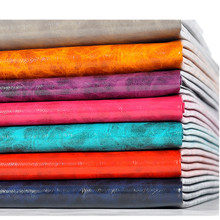 50x138cm Soft Oil Wax PU leather Fabric by Meter Synthetic Faux Leather for DIY Bag Sofa Decorate Furniture Material