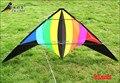 Envío Gratis Outdoor Fun Sports 1.8 m Potencia Doble Línea Dual Truco Cometa Del Arco Iris