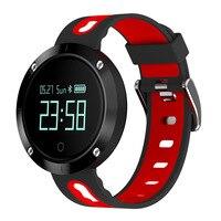 Smart bluetooth браслет-часы сердечный ритм измерять кровяное давление Sleep Monitor шаг для здоровья спортивные водонепроницаемые Плавание SmartWatch Эндр...