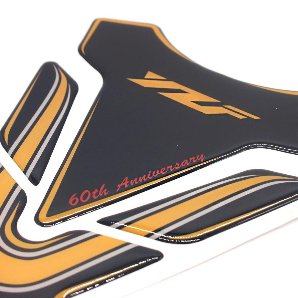 Für Yamaha Fazer Fz6 Fz8 Motorrad Aufkleber 3d Pad öl Gas