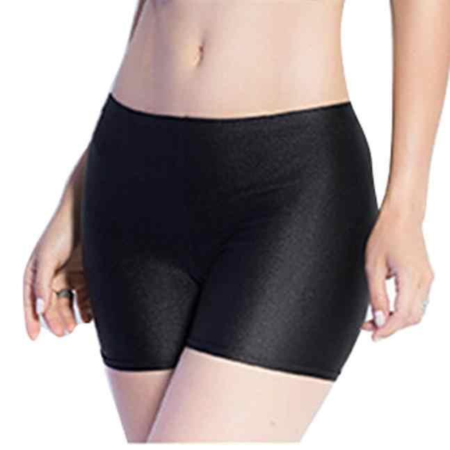 Nowy kobiety miękkie bawełniane bezszwowe bezpieczeństwa krótkie spodnie Hot sprzedaż lato pod spodenki spódnica modalne Ice Silk oddychająca krótkim rajstopy