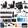 Top Selling Compass Tattoo Kit Cook Series Machine Inks Power Supplies compass-002