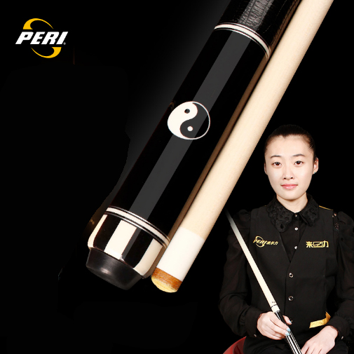 купить 2018 New Arrival Pool Cue with Case PERI 1/2 Pool Cues Sticks 12.75mm Tip Stick with Case Billiard Cue Pool Stick with Extension по цене 113495.31 рублей
