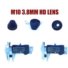 HD M10-3.8MM Pinhole lens for cctv video surveillance mini camera CCD/CMOS/IPC/AHD IP Cctv Camera DIY Module Free shipping