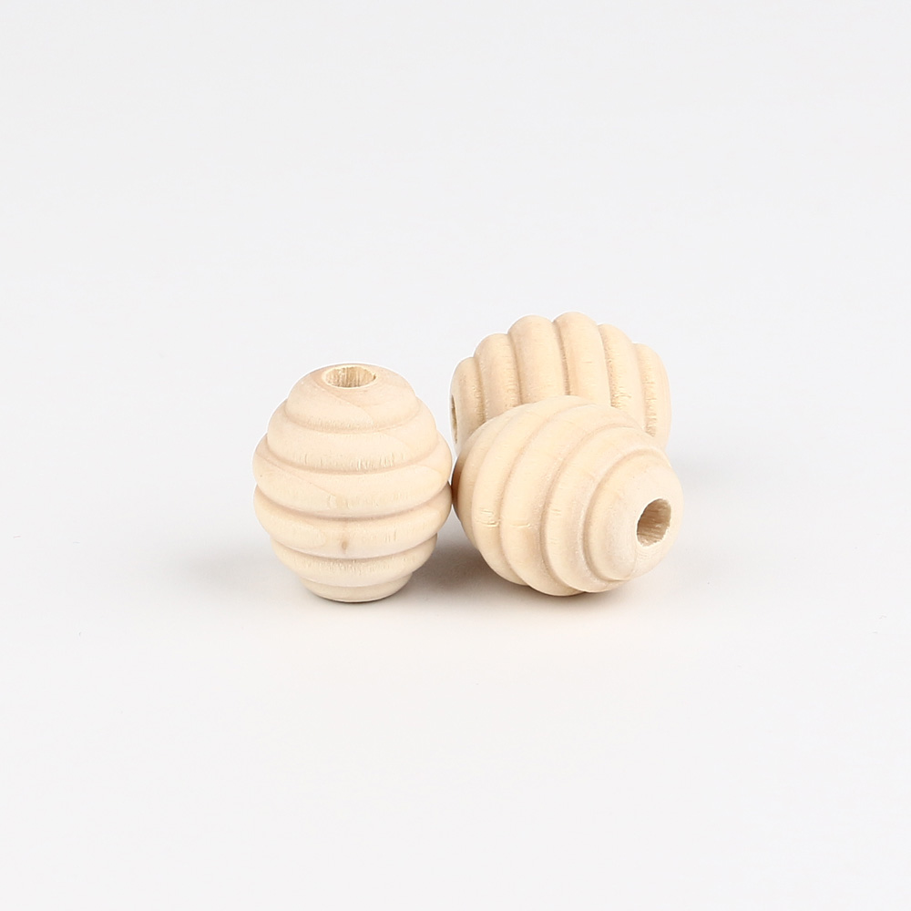 Wholesale 1000pc/lot DIY Teether Chain Wooden Beads 20mm Eco-Friendly Natural  Wood Beads Wooden Balls For Diy Teething Necklace недорго, оригинальная цена