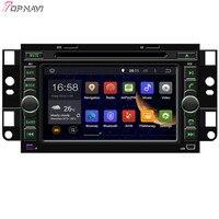 Topnavi 7 ''Octa Rdzeń Android 6.0 Radio Samochodowe dla EPICA/Tosca/Epica/Kalos/Daewoo Gentra/LOVA/Daewoo Kalos/Barina/Pontiac G3