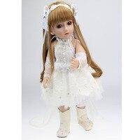 2015 Лидер продаж высокое качество для девочек 18 дюймов Куклы подарок SD BJD куклы Reborn BABY ALIVE