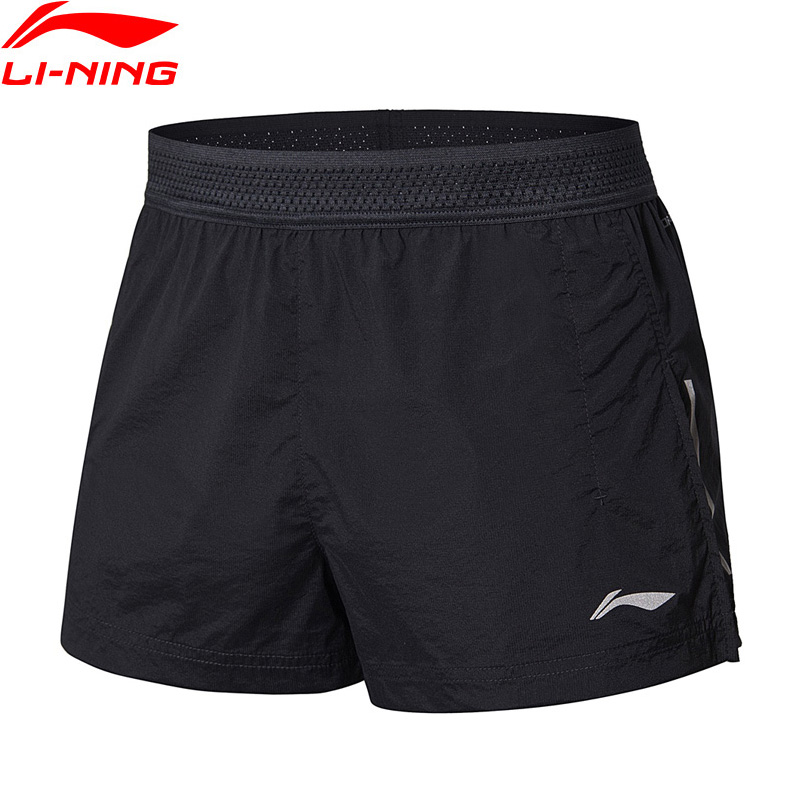 Li-Ning Men Running Series Shorts AT PROOF SMART Regular Fit Breathable Comfort LiNing Sports Shorts AKSN137 MKD1539 li ning men wade short down jacket at proof wind comfort lining winter jackets aymm183 mwy267