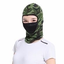 Cycling Balaclava Full Face Mask Summer Sportswear Scalf Ski Thin Neck Ultra Protecting Windproof Face Mask Bicycle Accessories