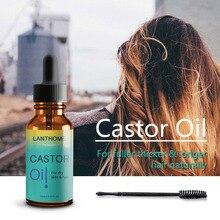 1 Pcs Castor Hair Eyelashes Eyebrow Growth Oil Care Nourish