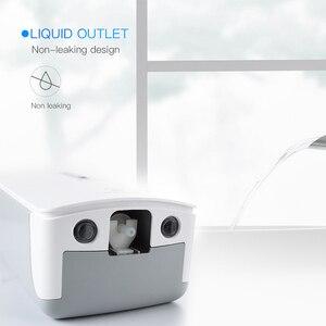 Image 5 - SVAVO 1000ml Automatic Foam Soap Dispenser Wall Mounted Infrared Smart Sensor Bathroom KitchenShower Shampoo Foam Soap Dispenser