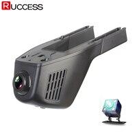 Car DVR DVRs Wifi Registrator Dash Camera Cam Digital Video Recorder Camcorder 1080P Night Version Dual Lens Dashcam Option