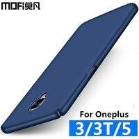Oneplus 3 Case MOFi A3000 Oneplus3 Case Cover TPU Back Cover Gold One Plus 3 Case