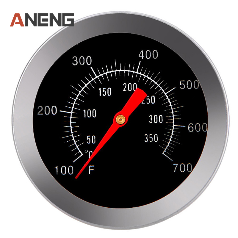 100 - 350 Degrees Celsius BBQ Thermometer Stainless Steel Oven Cooker Thermometer Food Meat Probe Temperature Gauge