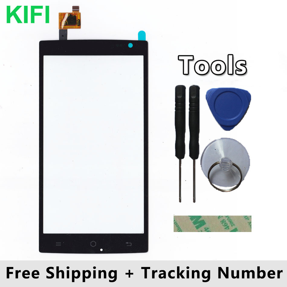 KIFI 100% QC PASS Touch Screen Digitizer Glass Panel For Takee1 Takee 1 one