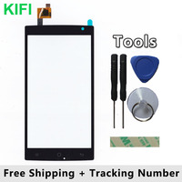 KIFI 100% QC PASS Touchscreen Digitizer Glas Panel Für Takee1 Takee 1 ein-in Handy-Touch-Panel aus Handys & Telekommunikation bei