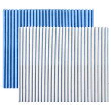 Лидер продаж 5 листов Воздухоочистители Замена замены фильтра гофрированный фильтр пыли замены гофрированный фильтр
