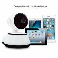 Mini IP Camera 720P Wireless Smart WiFi Camera IR Night Vision Surveillance Two Way Talk Audio