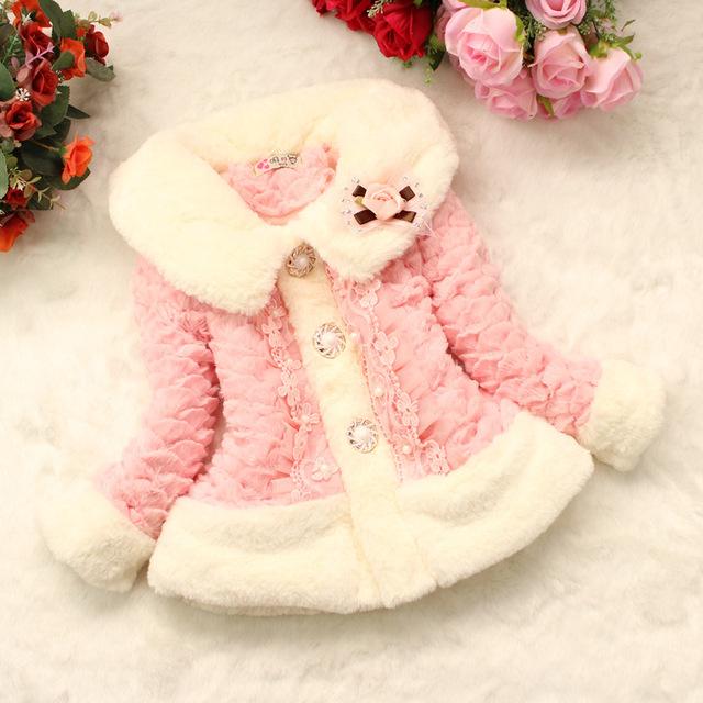 2017 nova moda de veludo arco do bebê casaco quente, bebê jaqueta casaco de Couro grama, primavera e no outono jaqueta engrossar bebê