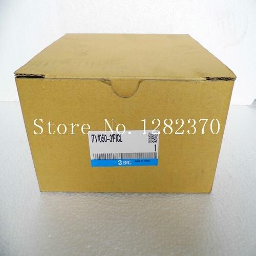 [SA] New Japan genuine original SMC pressure valve ITV1050-31F1CL spot  цены
