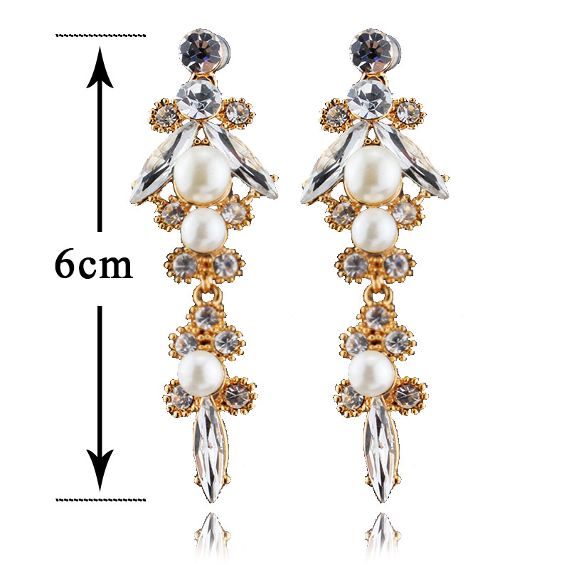 jiayijiaudo-Crystal-long-earrings-gold-large-pendant-pendant-imitation-pearl-earrings-wedding-engagement-jewelry