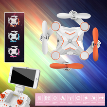 SMAORC m1 Wifi Real Time Transmission 2.4Ghz RC Quadcopter Drones with Camera hd