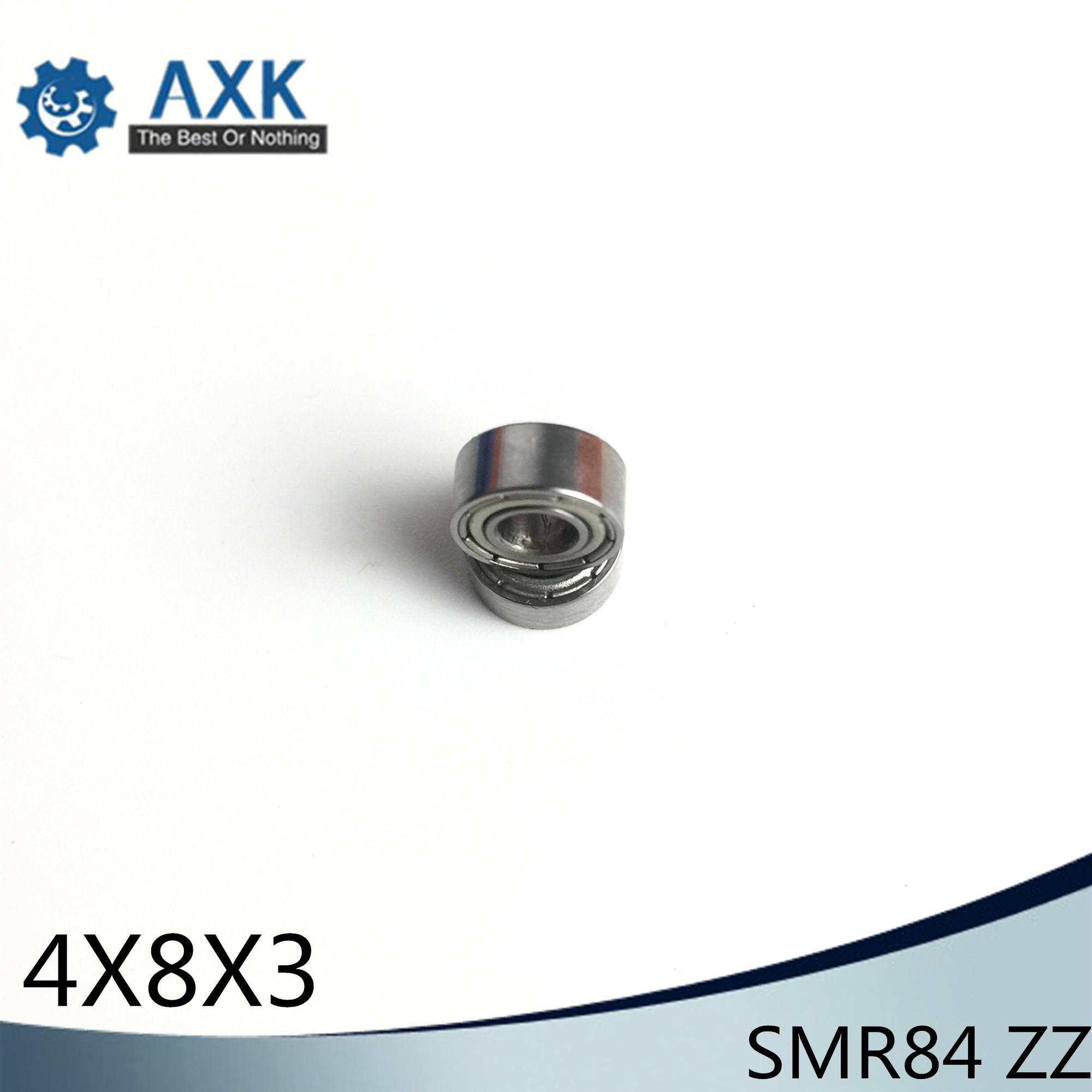 5x10x4 mm 440C Stainless Steel Ball Bearing Bearings SMR105ZZ MR105ZZ 5 PCS