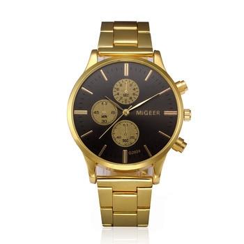 Luxury Brand Vintage Gold Wristwatch 1