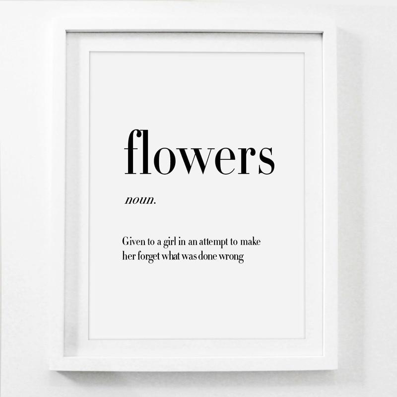 flowers  canvas prints