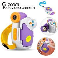 Gizcam Video 5MP 720P HD 1 44 Screen Camera Camcorder Portable Premium Strap Color Display Shooting