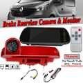 Widok z tyłu samochodu kamera cofania dla opla VAUXHALL VIVARO RENAULT Trafic Auto Parking kamera cofania Night Vision