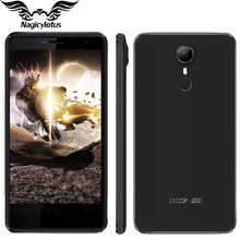 Doogee F7 Deca Core 5.5 inch Android 6.0 Cell Mobile Phone 3GB+32GB 4G LTE MTK6797 Helio X20 13MP OTG Fingeprint ID 4000mAh