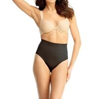 Envío Libre 2015 de Las Mujeres de Alta Waistede Breve butt lifter tummy control de cintura alta Sin Fisuras de ultra elástico bragas de la ropa interior