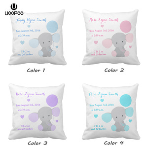 Custom Kids Cushion Cover Cute