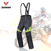 DUHAN мотоциклетные брюки для мотокросса зимние мото брюки Зимние непромокаемые мото брюки мотоцикл мото Панталон