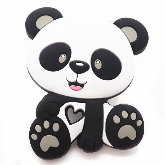 Cute Panda Silicone Sensory Chew