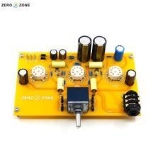 GZLOZONE TU1-EMP V2 Tube Headphone Amplifier Board 2X 6922 + 1X 12AT7 Tube