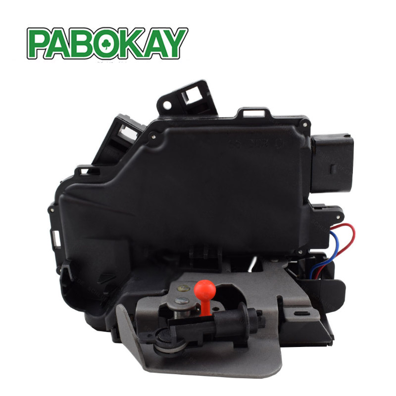 New OEM Door Lock Latch Actuator Front Right RH Side For Audi A4 A6 4B1837016G 401837016 4B1837016B