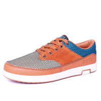 Men Sneakers Summer Casual Shoes Fashion Sport Skateboard Shoes Breathable Mesh Shoes Skate Shoes Skateboarding Shoes