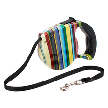 5M Automatic Retractable Pet Leash For Dog Easy Gripping Outdoor Walking Pulling Lead Medium Dogs Cats