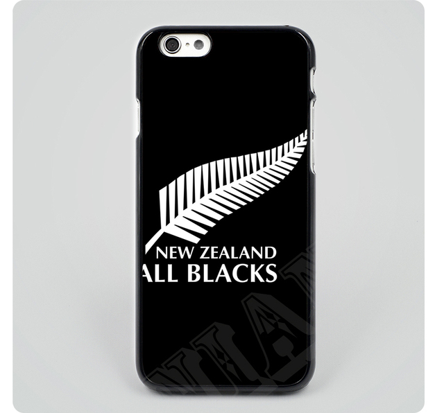9f16b0030ca4 Free shipping New Zealand All Blacks Rugby Tree Leaf Hard Skin mobile phone  cases cover housing for iPhone 6 6 plus 5 5s 5c 4 4s