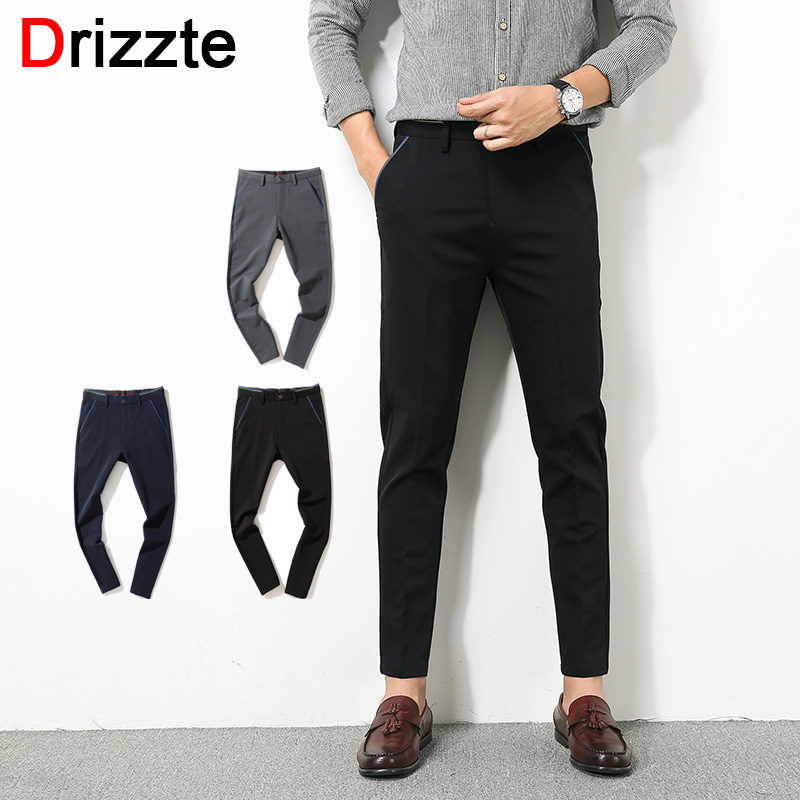 Online Get Cheap Ankle Dress Pants Men -Aliexpress.com | Alibaba Group