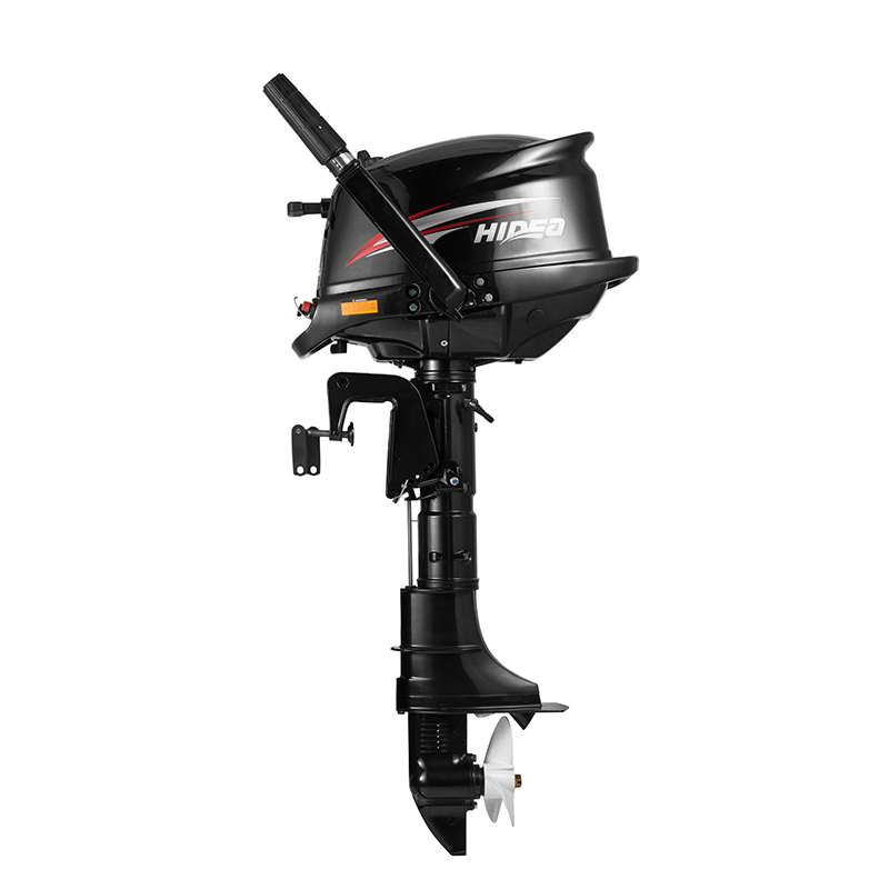 Hidea  Boat Motors Short Shaft  4 Stroke 5HP  Outboard Motors For Sale