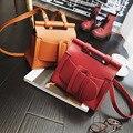 New Bolsas Femininas Women's Handbag Women Shoulder Bag PU Leather Fashion Messenger bags Femme Sac A main Brand design