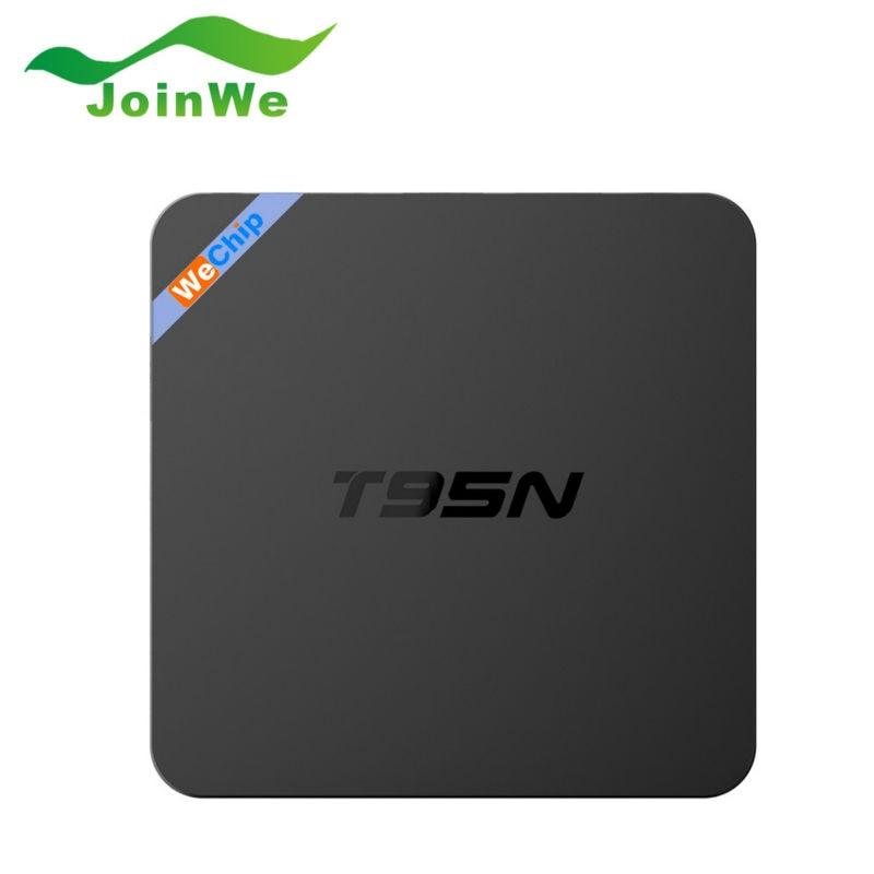 Original WeChip T95N Mini M8S Pro Smart TV Box Android 6.0 2G 8G Kodi16.0 S905X