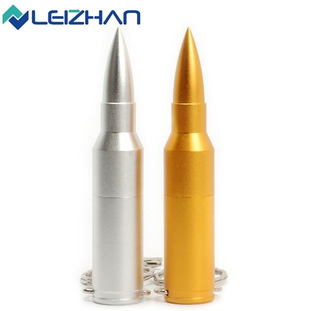 free shipping 8G 16G 32G 64G usb flash drive pen drive bullet shape usb flash drive usb stick memory stick U Thumb