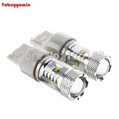 Lumiere 6000K free shipping 2 pcs t20 7440 30w crie 800lm 6000k fraiche ampoule