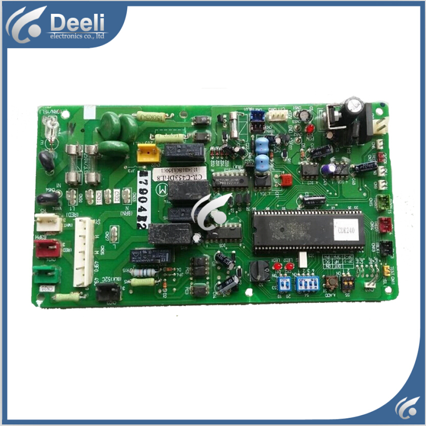95% new Original for air conditioning Computer board CR-C453DHL8 1FJ4B1B013500-1 Control panel  new air conditioning compressor 20y 810 1260 for new pc200 8 pc220 8