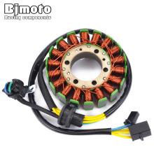 BJMOTO 32101-14F20-000 Motorcycle Engine Coil Magneto Stator Ignition For Suzuki AN250 Burgman250 AN400 Burgman400 AN 250 400